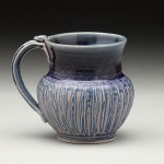 Pottery Cups by Nancy Zoller