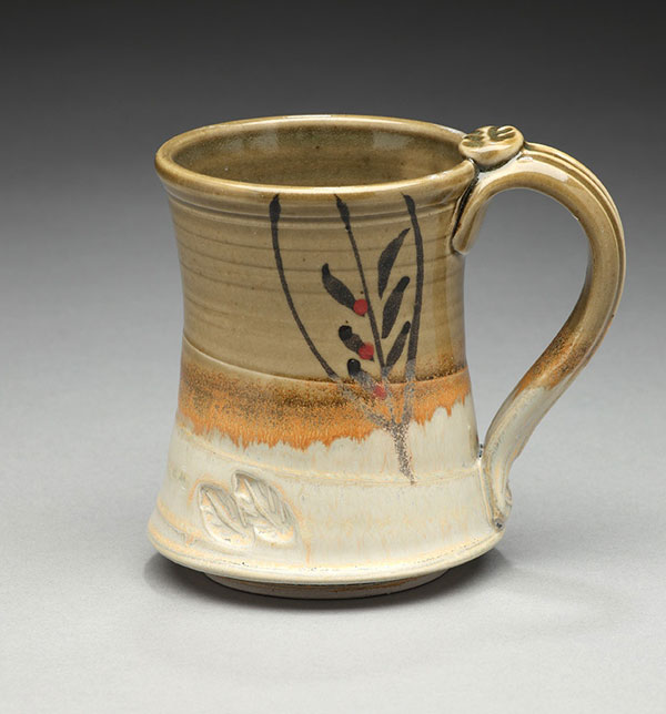 Pottery Mugs and Cups Nancy Zoller