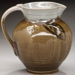 Pottery Pitcher Nancy Zoller