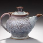 Teapot by Nancy Zoller Pottery