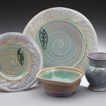 #704 Land and Sea Dinnerware Glaze Nancy Zoller