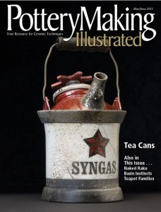 Article by Nancy for Pottery Making June 2011