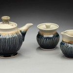 Teapots by Nancy Zoller Pottery